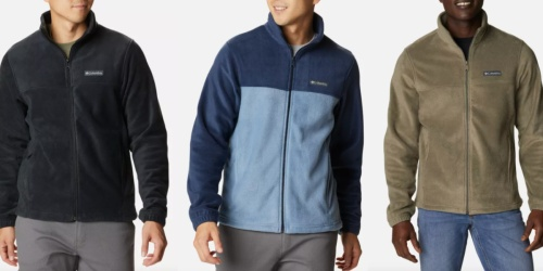 Columbia Men's Fleece Only $23.99 Shipped (Regularly $60) + More Jacket Deals