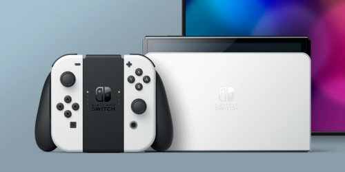 Want to Buy the New Nintendo Switch OLED?  Here's Where to Order When In-Stock!