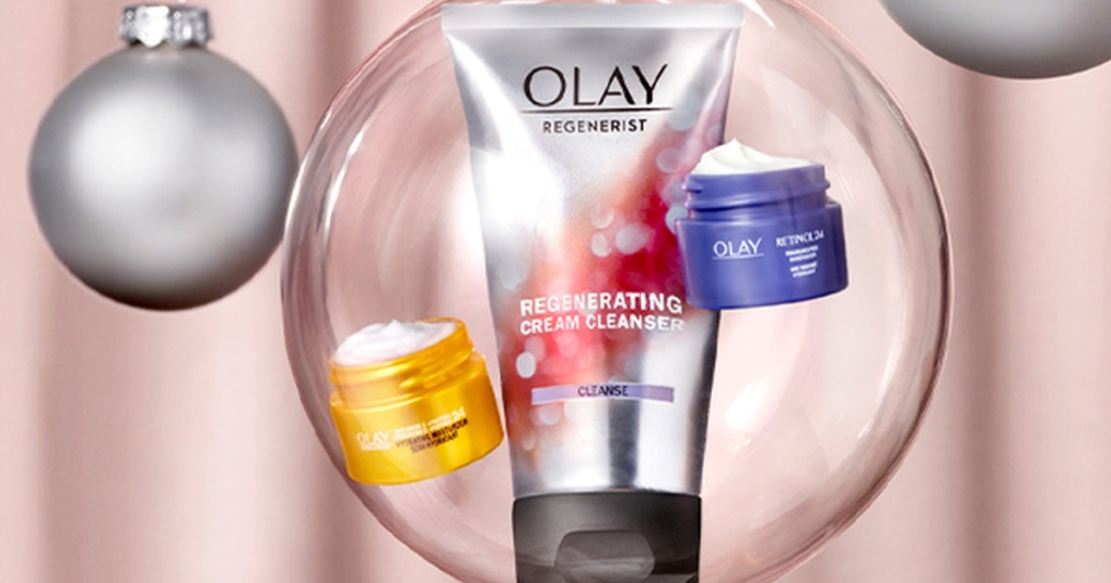 Olay Acquisition Sets From $15.97 Shipped | Casual Stocking Stuffers