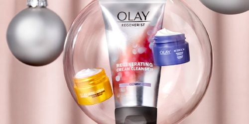 Olay Gift Sets from $15.97 Shipped | Easy Stocking Stuffers