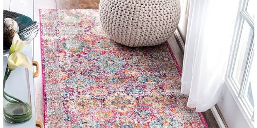 5′ x 7′ Area Rugs as Low as $49.99 on Zulily.com (Regularly $259)