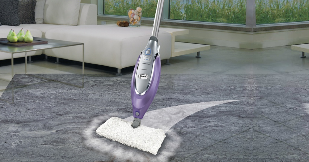 Shark Steam Mop Lone $48.99 Shipped On Amazon (regularly $90) | Includes 2 Washable Mop Pads
