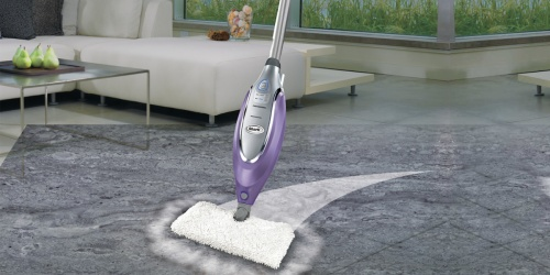 Shark Steam Mop Only $48.99 Shipped on Amazon (Regularly $90) | Includes 2 Washable Mop Pads