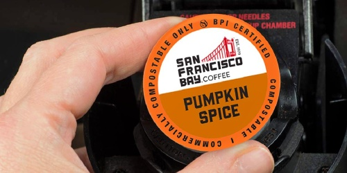 San Francisco Bay Coffee 80-Count OneCUP Pods from $23.72 Shipped on Amazon
