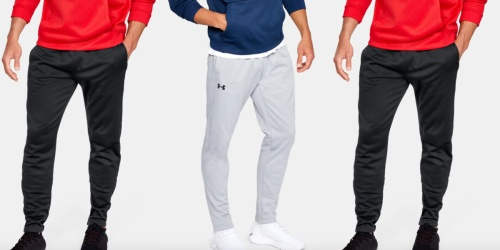 Under Armour Men's Fleece Pants Just $20 Shipped (Regularly $55) | Great Gift for Teens